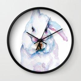 BUNNY#19 Wall Clock