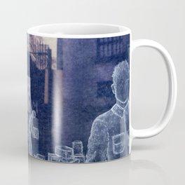 The city remembers; magazzini generali Coffee Mug