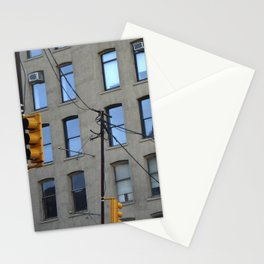 nyc clouds Stationery Cards