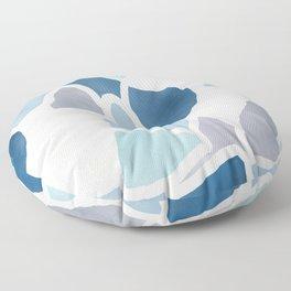 Watecolor Nia Floor Pillow