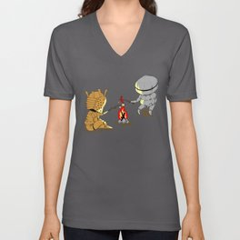 Bonfire Buddies Unisex V-Neck