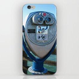 Oceanside View iPhone Skin