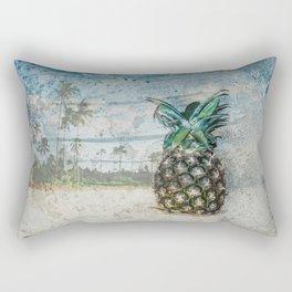 Pineapple Dreams Rectangular Pillow