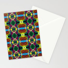 Kaleidascope  Stationery Cards