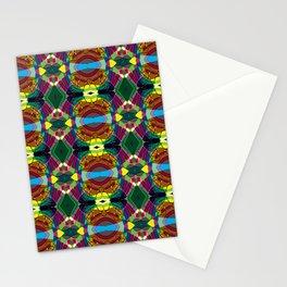 Kaleidascope  Stationery Cards