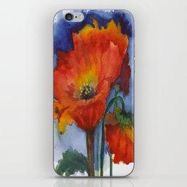 Flowers  Emerged iPhone Skin