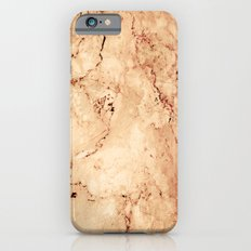 Rosado Marble Slim Case iPhone 6s