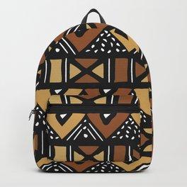 Mud cloth Mali Backpack
