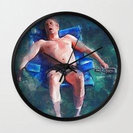 The Nihilist (The Big Lebowski) Wall Clock