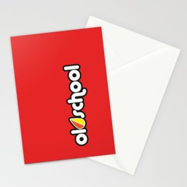 OLDSCHOOL v3 HQvector Stationery Cards