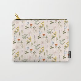 Garden Tale Pattern Carry-All Pouch