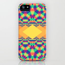 Parallel Worlds Portal iPhone Case