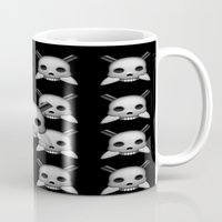 skeletor Mugs featuring Skeletor by Mountain View Art