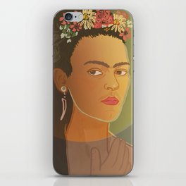 Frida / Stay Wild Collection iPhone Skin