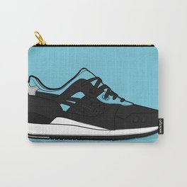 """Gel-Lyte III """"Blue Carpenter Bee"""" Carry-All Pouch"""