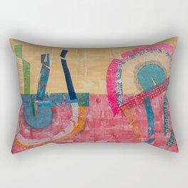 Humanitas 2 Rectangular Pillow