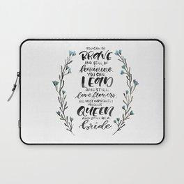 Queen & Bride Laptop Sleeve
