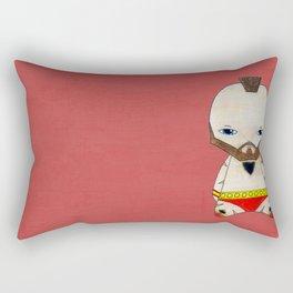 A Boy - Zangief Rectangular Pillow