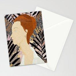 Women of Modigliani 2 Stationery Cards