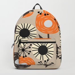 Some happy flowers Backpack