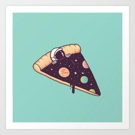Galactic Deliciousness Art Print