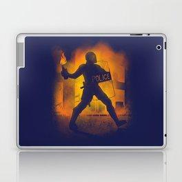 Riot Cop Laptop & iPad Skin