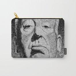Fingerprint - Hitchcock Carry-All Pouch