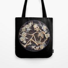 In Memoriam Skeleton  Tote Bag