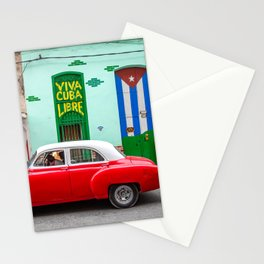 Cuba Libre II Stationery Cards