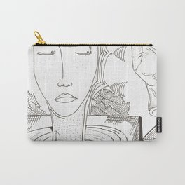 head mess Carry-All Pouch
