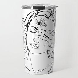 La noia (Boredom) Travel Mug