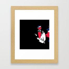 Bond Pride Framed Art Print
