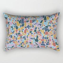 Los Angeles 1972 Rectangular Pillow