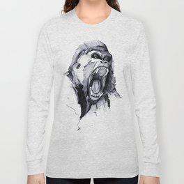 Wild Rage Long Sleeve T-shirt