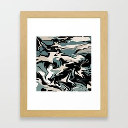 Men's World Framed Art Print