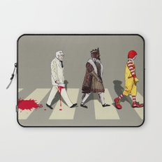 The Crusade of Abbey Road Laptop Sleeve