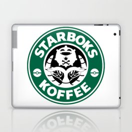 Starboks Koffee Laptop & iPad Skin