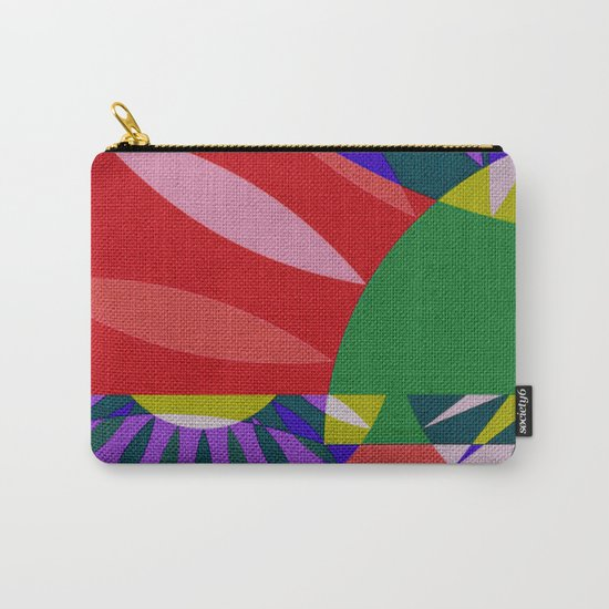 My Psychedelic God Maia Carry-All Pouch