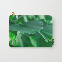 Ginkgo biloba leaves Carry-All Pouch