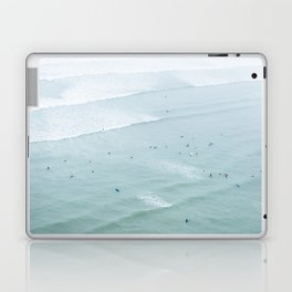 Tiny Surfers from the Sky 2, Lima, Peru Laptop & iPad Skin