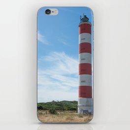 Lighthouse of Berck, Pas-de-Calais iPhone Skin