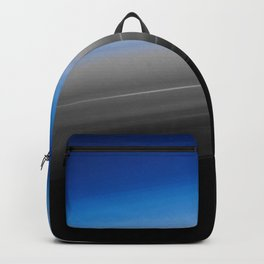 Blue Gray Smooth Ombre Backpack
