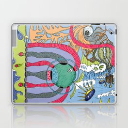 use your imagination Laptop & iPad Skin