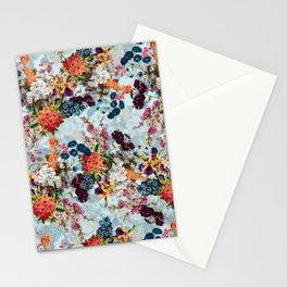 Summer Botanical Garden VIII Stationery Cards