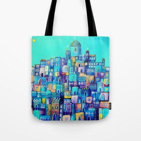 Five Churches Tote Bag