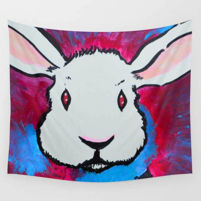 Feed your Head. Wall Tapestry