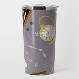 Late For The Party Travel Mug