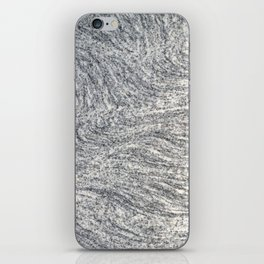 Real Marble Swirl Natural iPhone Skin