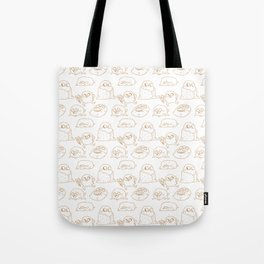 Jake Pattern Tote Bag