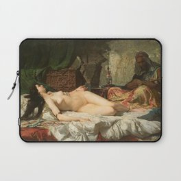 The Odalisque - Fortuny Laptop Sleeve